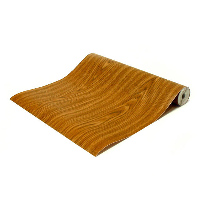 Light Oak Wood Grain Contact Paper