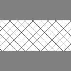 Wired Glass Static Cling Window Film