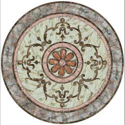Medallion 4 Floor Covering