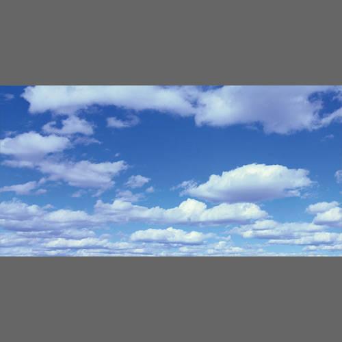 Clouds Mural