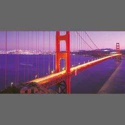 Golden Gate Bridge Mural