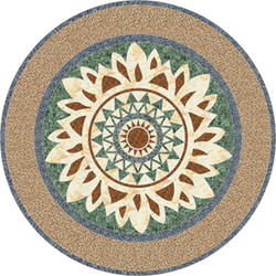 Medallion 1 Floor Covering
