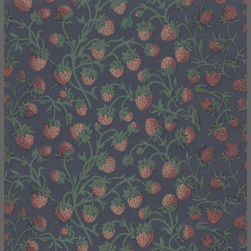 Traditional Strawberry leaf wallpaper: 520754