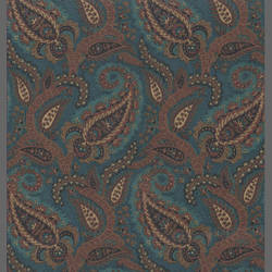 Ornate Floral traditional paisley wallpaper: 537492
