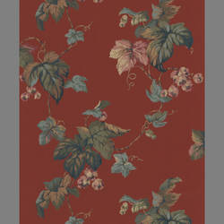 Traditional floral wallpaper: AD6884