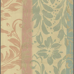 Floral damask wallpaper: 545614
