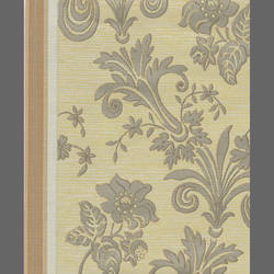 Floral damask wallpaper: VL4022