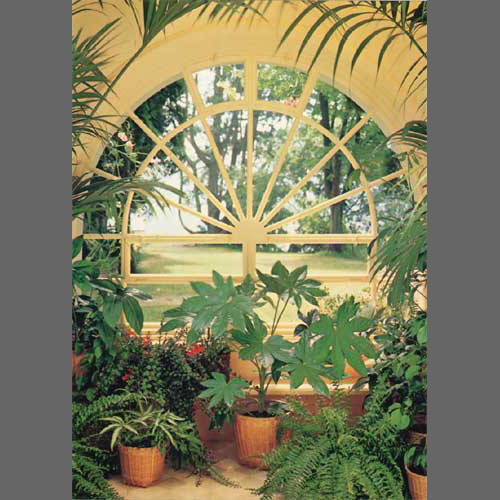 Wintergarden mural wallpaper, 4 part: 322