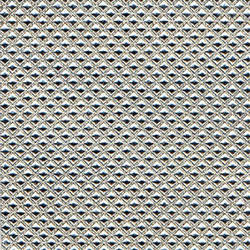 Silver/Gold Embossed Metal Wallpaper: weLL205