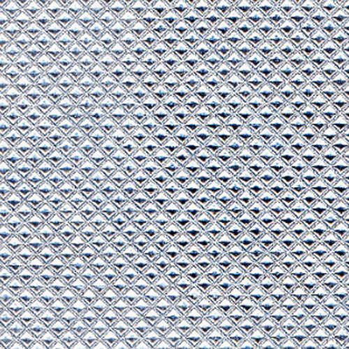 Silver Textured Metal
