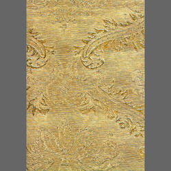 Gold embossed metallic wallpaper: weLL222