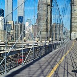 Brooklyn Bridge Manhattan New York City NY USA