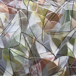 Etched Glass Window Film