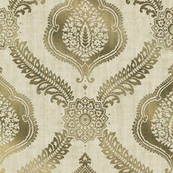 Zoraya Gold Damask 2618-21300