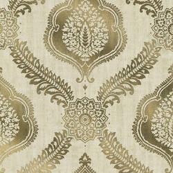 Zoraya Gold Damask 2618-21300