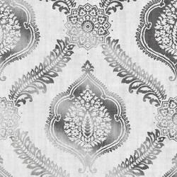 Zoraya Silver Damask 2618-21303