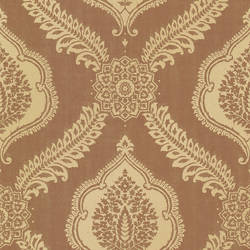 Zoraya Copper Damask 2618-21305