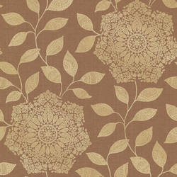Shirazi Copper Bohemian Floral 2618-21318