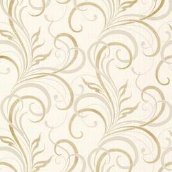 Rauda Champagne Modern Scroll 2618-21358