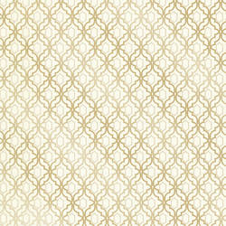 Alcazaba Gold Trellis 2618-21367