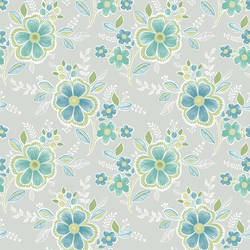Chloe Green Floral 2657-22200