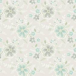 Chloe Aquamarine Floral 2657-22201