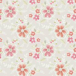 Chloe Peach Floral 2657-22202