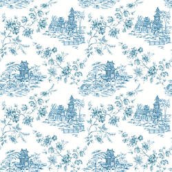 Laure Blueberry Toile 2657-22219