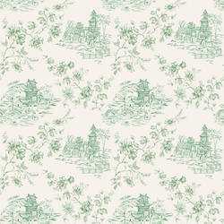 Laure Green Toile 2657-22220