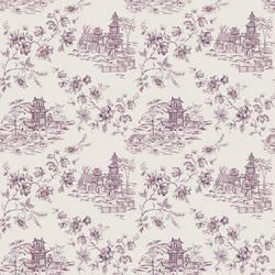 Laure Purple Toile 2657-22222