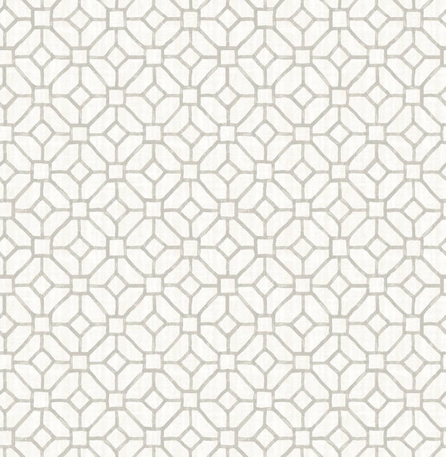 Gigi Light Grey Geometric 2657-22239