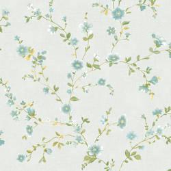 Delphine Light Blue Floral 2657-22248