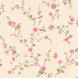 Delphine Pink Floral Trail 2657-22249