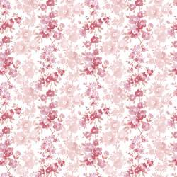 Charlise Pink Floral Stripe 2657-22254