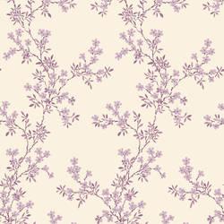 Claire Purple Floral Trail 2657-22264