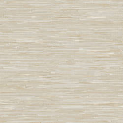 Beige Grey Faux Grasscloth 2657-22269
