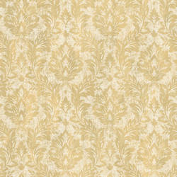 Yellow Cottage Damask ART193520