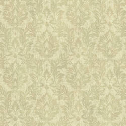Sage Cottage Damask ART193522