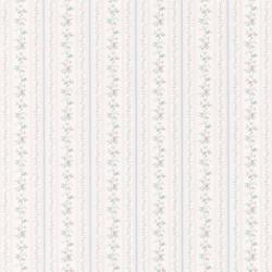 Rachel Blue Floral Stripe 413-14465