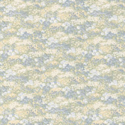 Esther blue Floral Motif 413-41322