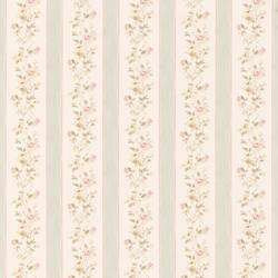 Emma green Floral Stripe 413-66315