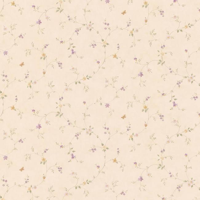 Rebecca purple Floral Trail 413-66340