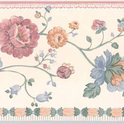 Erica Multicolor Floral Border 413B05872