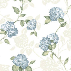 Arbor Rose Blue Floral Trail ARB67551