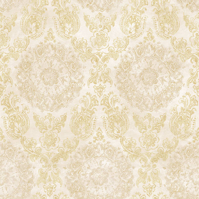 Cream Sofonisba Damask ART25025