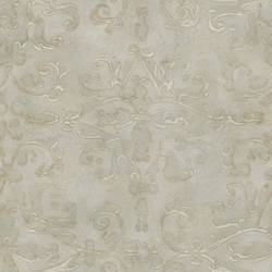 Grey Venetian Damask ART25095
