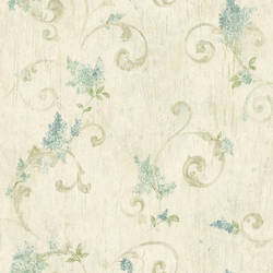 Neutral Lilac Acanthus ART21604