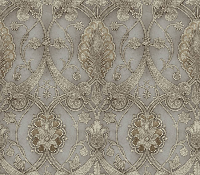 Neutral Elisabetta Damask ART25064