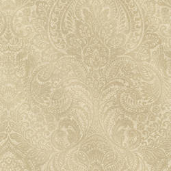 Alistair Gold Damask 2665-21410