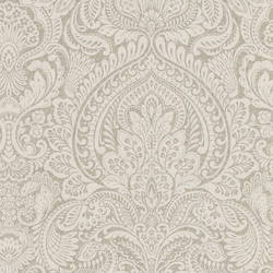Alistair Flax Damask 2665-21413